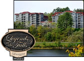 Luxury Condominiums at the Bracebridge Falls